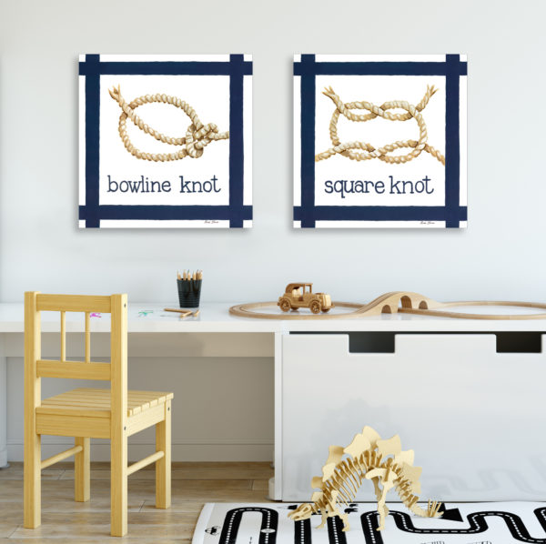 Sherri Blum Nursery and Kids' Wall Art Canvases