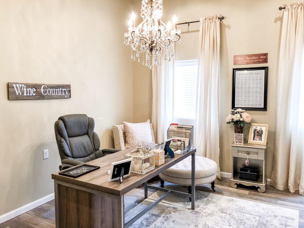 Office Design by Sherri Blum, Celebrity Interior Designer