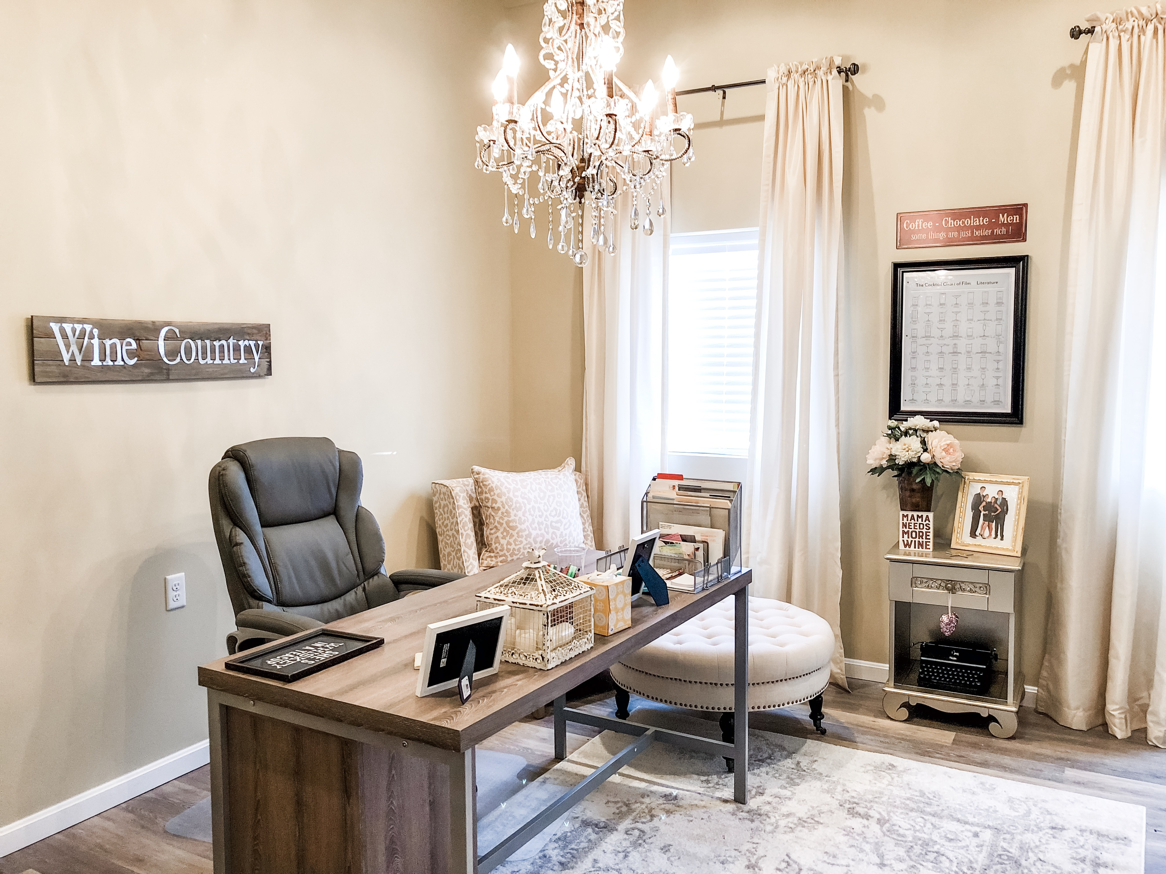 Office Design by Sherri Blum, Celebrity Interior Designer