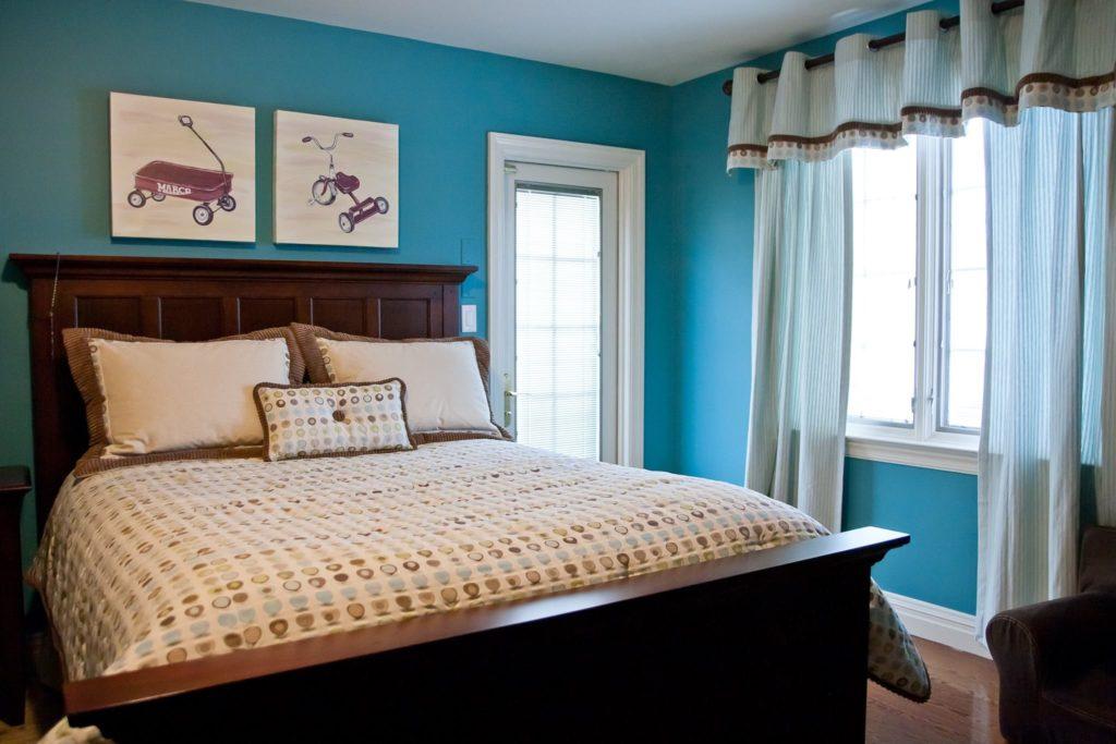 Vintage Boy's Bedroom, Celebrity Kids' Rooms