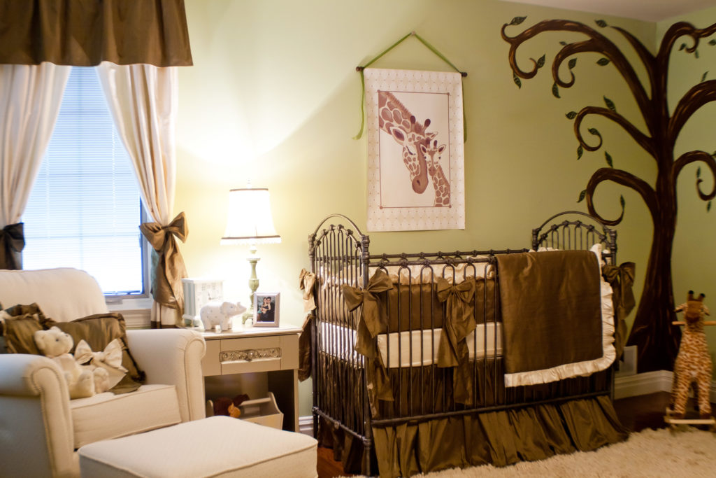 Giraffe Nursery Art, Cake Boss Gender Neutral Nursery