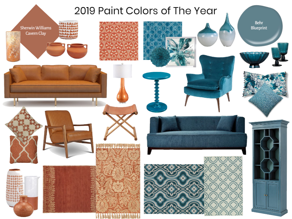 2019 Color of the Year Paint