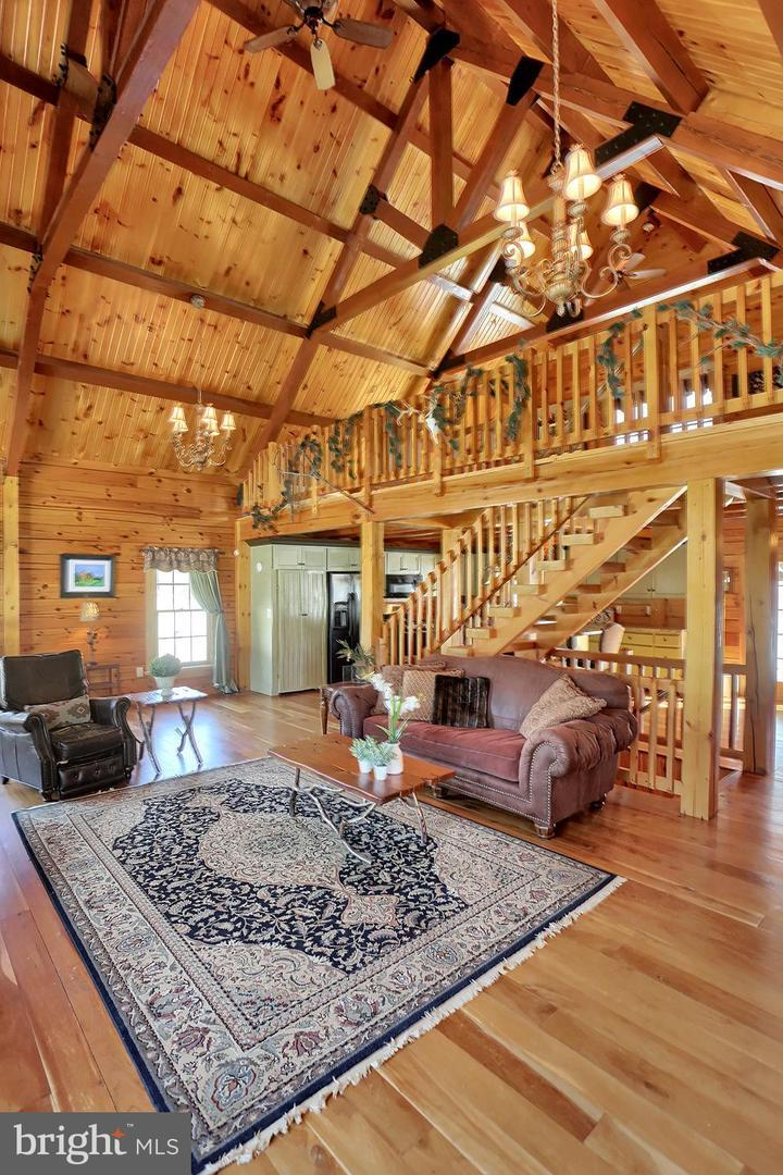 Log Home Staging by Sherri Blum
