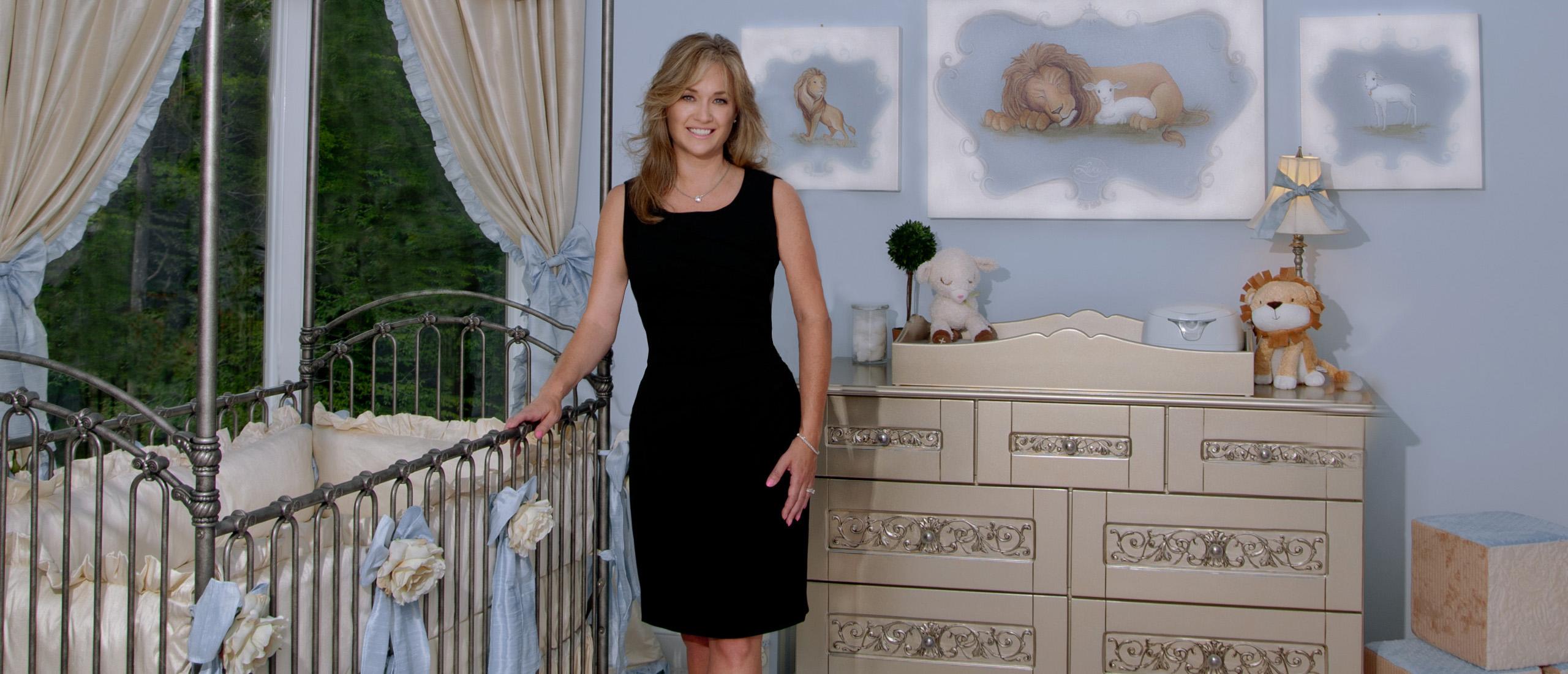 Sherri Blum, Celebrity Nursery Interior Designer