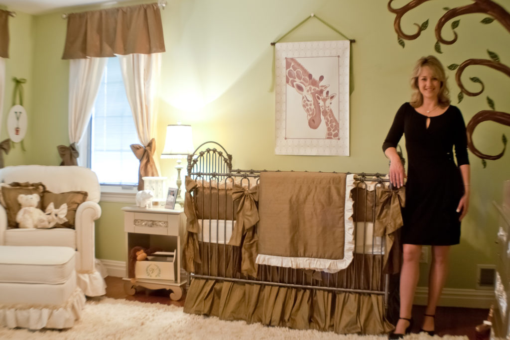 Celebrity Baby Nursery, Cake Boss by Designer, Sherri Blum