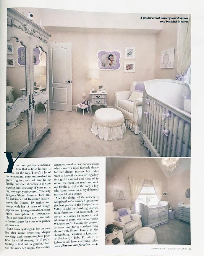 Susquehanna Style, Sherri Blum Interior Designer Harrisburg, Philadelphia