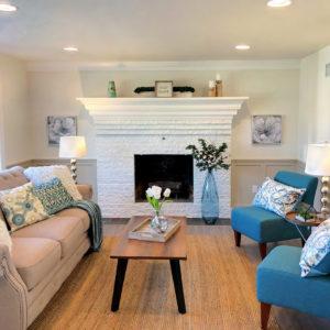 Home Staging by Interior Designer Sherri Blum in Harrisburg, Carlisle PA