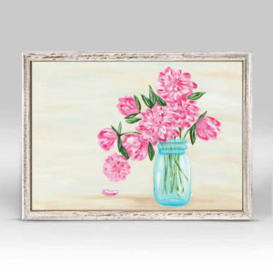 Peonies Sherri Blum, Artist Wall Art Canvas and Prints