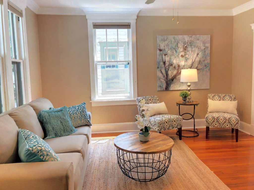 Home staging for realtors in PA, services by stager Sherri Blum