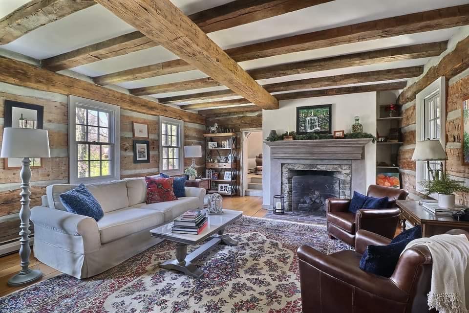 Historical Log Home