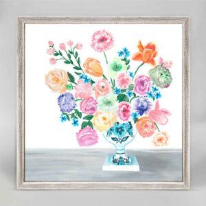 Sweet Bouquet of Florals Artwork by Sherri Blum